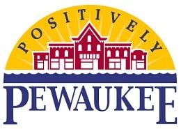 positively pewaukee logo