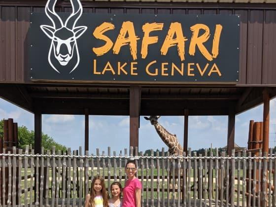 Safari Lake Geneva Drive through Zoo