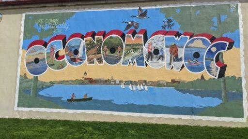 Murals in Oconomowoc