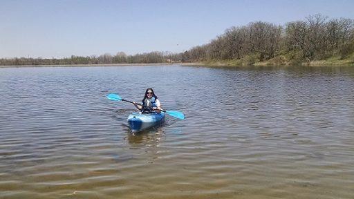 Kayak Guide Lake Country