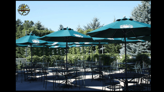 Outdoor DIning GUide 2021 Delafield Brewhaus