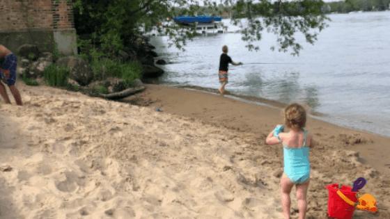 Bender Beach Beach guide 2021 summer