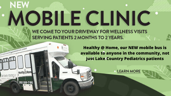 Lake Country Pediatrics Mobile CLinic Ad