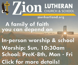 Zion Lutheran Ad Sidebar