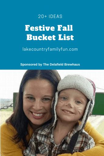 Festive Fall Bucket List