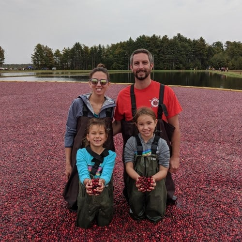 Visiting a Cranberry Marsh in Wisconsin