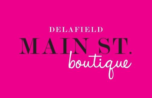 Delafield Main Street Boutique Shop Small