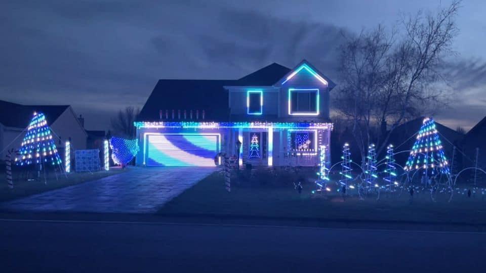 Germantown Lights DisplayPhoto