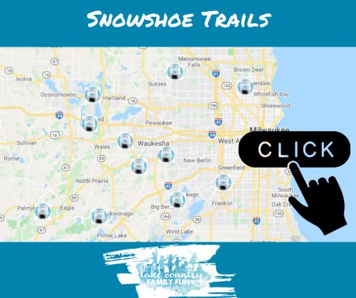 Snowshoe trail map 2021