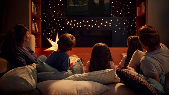 Kick Christmas Movie Night up a notch