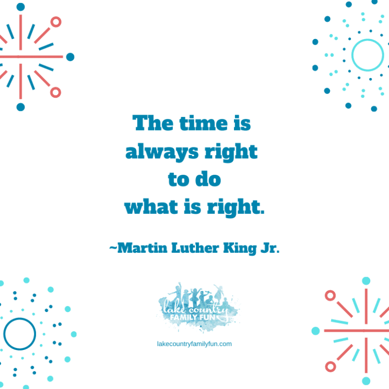 MLK Quote Martin Luther King Jr.