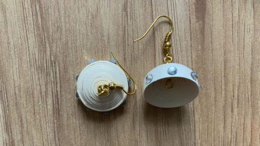 Shweta Glomado Betty Brinn earrings