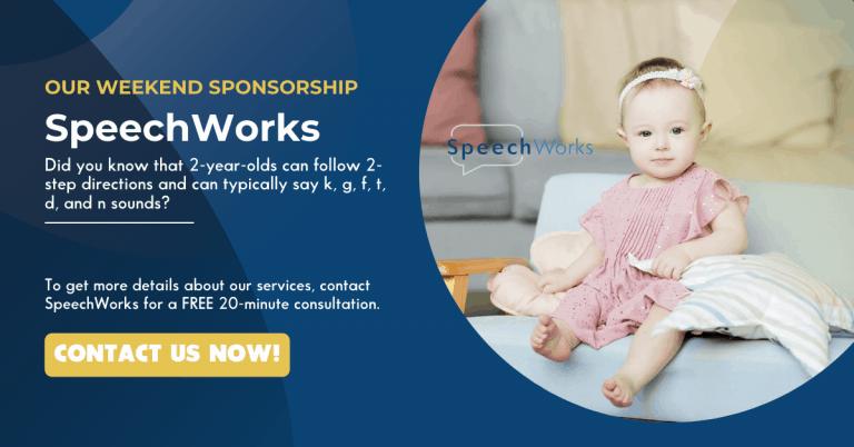 Speechworks 2021 Weekend Guide Ad