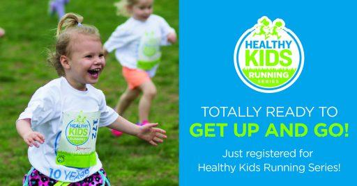 healthy kids running spring 2021