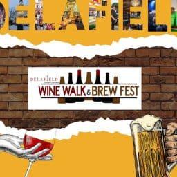 Delafield Wine Walk and Brew Fest