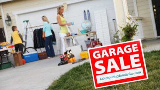 Lake Country Area Rummage Sales Lake Country Family Fun Waukesha County Wisconsin Rummage Sales Guide