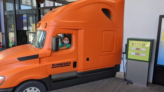 Downtown Appleton Children's Museum Truck