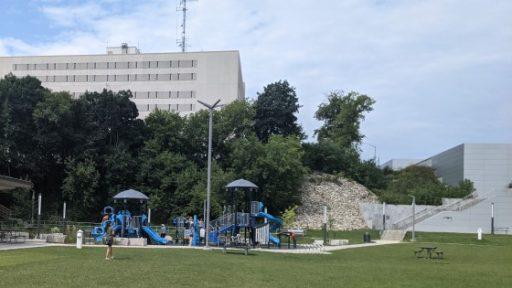 Downtown Appleton Jones Park