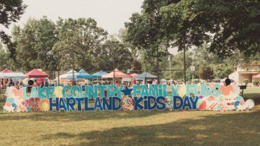 Hartland Kids Day Card My Yard