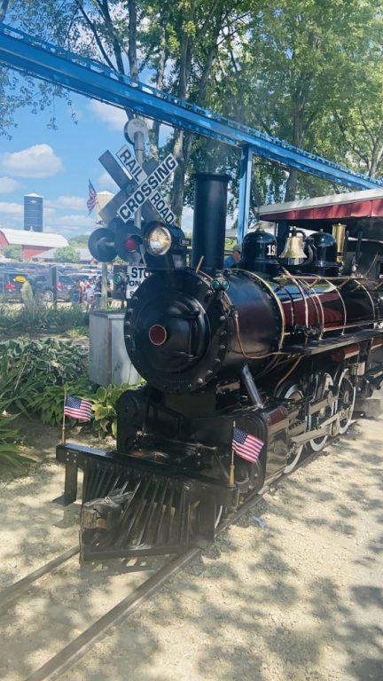 Little Amerricka Train Ride Wisconsin Amusement Park