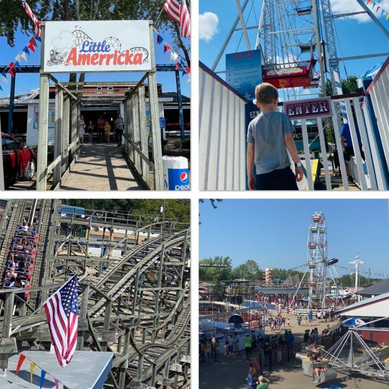 Little Amerricka Wisconsin Amusement Park