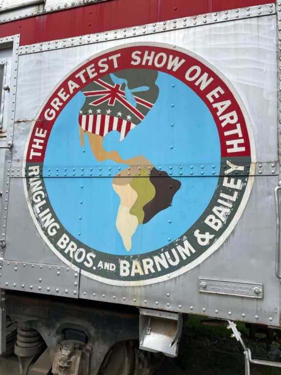 Circus World Museum Baraboo Wisconsin Ringling Brothers