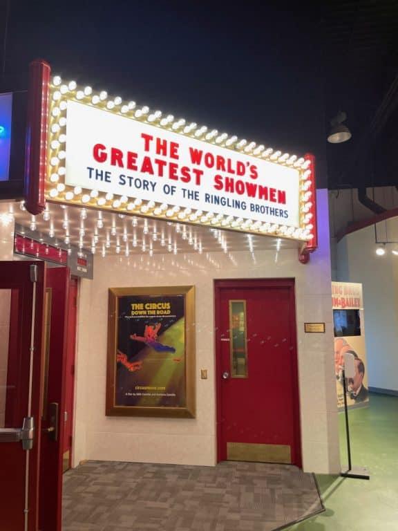 Circus World Museum Baraboo Wisconsin Theater