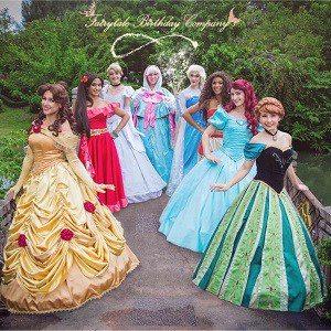 fairytale birthday company llc