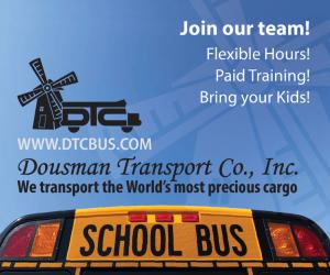Dousman Transport Company Bus Service