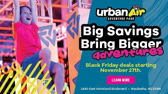 Urban Air Black Friday 2020