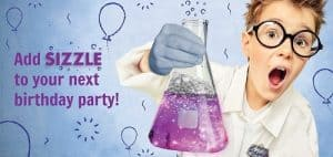 Mad Science Birthday GUide 2021