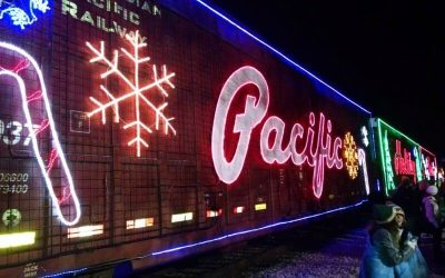 Canadian Pacific Holiday Train, Hartland Canadian Pacific Holiday Train Hartland Oconomowoc