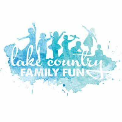 Lake Country Family Fun logo Waukesha County