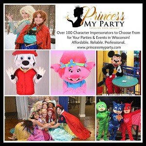Princess My Party Birthday Party Guide
