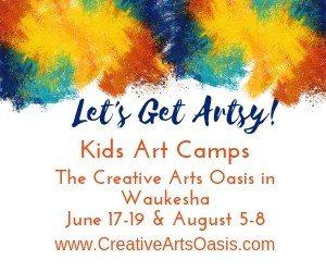 Creative Art Oasis Summer Camp