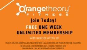 Orange Theory Fitness June 2021