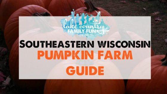 Southeast Wisconsin Pumpkin Farms Pumpkin Farm Guide