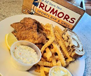 Rumors Fish Fry Guide 2020 Sussex