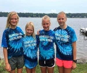 Nagawicka Lake Sailing School Summer Camp