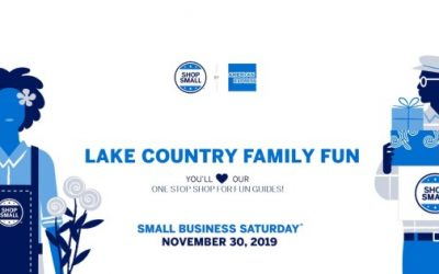 Shop Small Saturday in Lake Country 2019