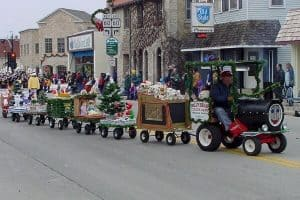 Waukesha Christmas parade