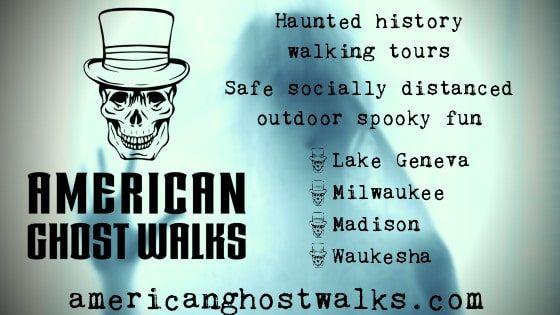 Haunted House GUide Amercian Ghost Walks 2020