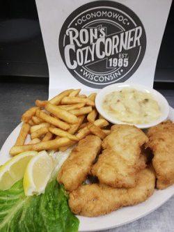 Ron's Cozy Corner Oconomowoc Friday Fish Fry