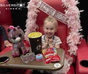 Silverspot Cinema BIrthday guide 2021