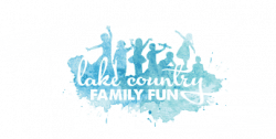 LCFF Logo Lake Country Family Fun New Whitebrush