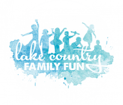 LCFF Logo Lake Country Family Fun Circle White Background